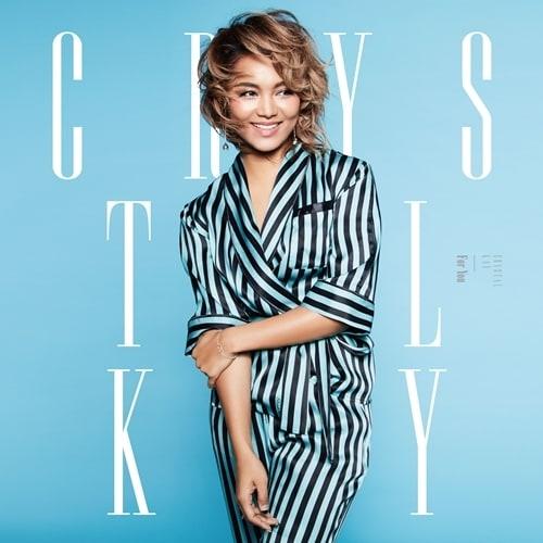 Crystal Kay「For You」初回限定盤ジャケット
