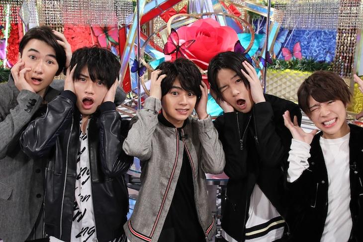 Sexy Zone (c)日本テレビ