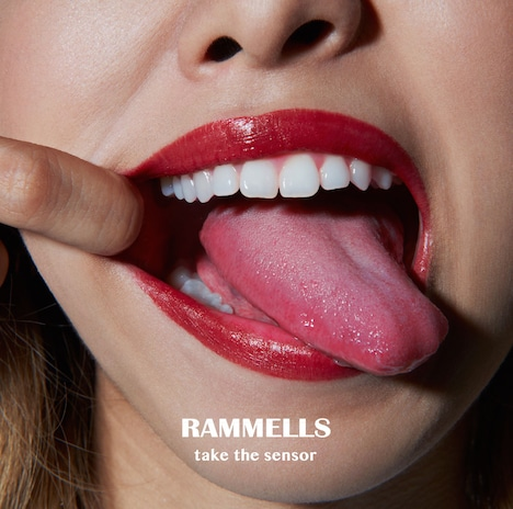 RAMMELLS「take the sensor」ジャケット
