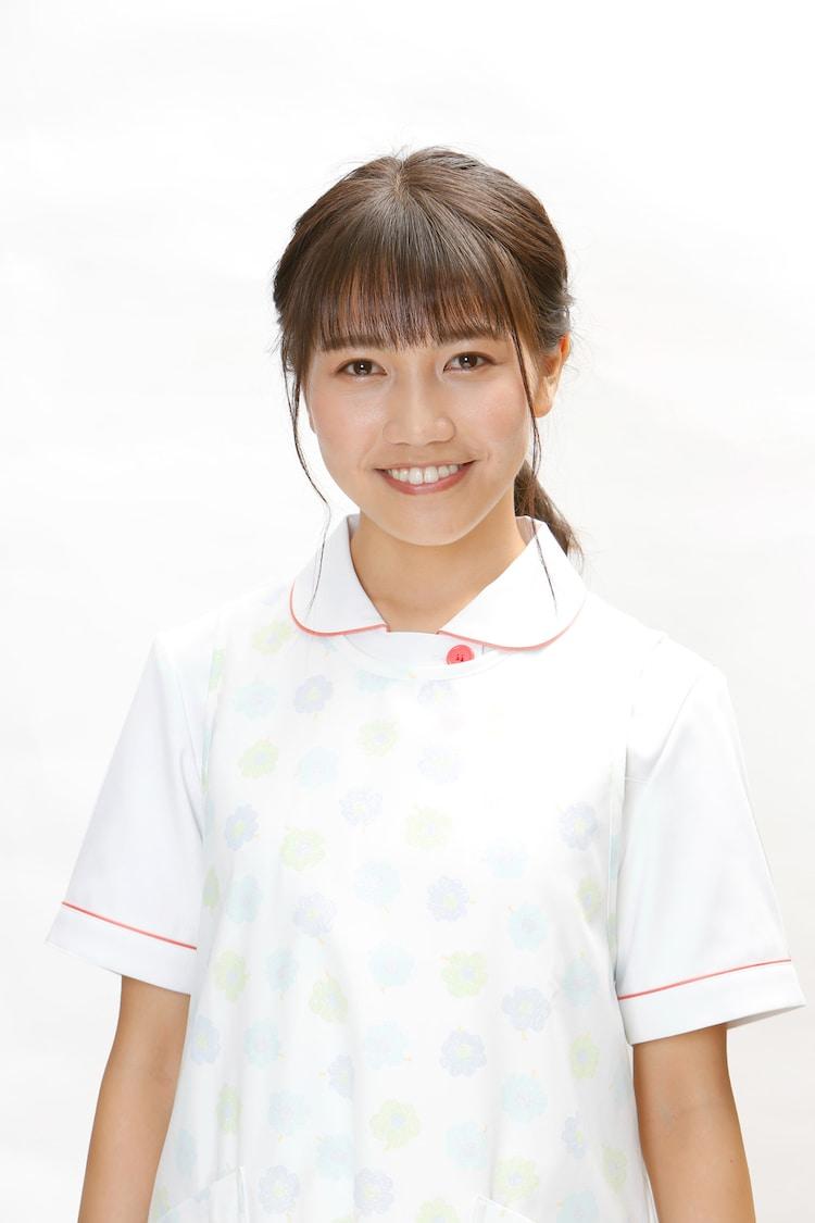 井上苑子、山崎賢人主演「グッド・ドクター」で初の看護師役(コメント ...