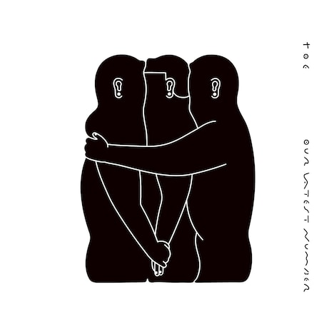 toe「Our Latest Number」ジャケット