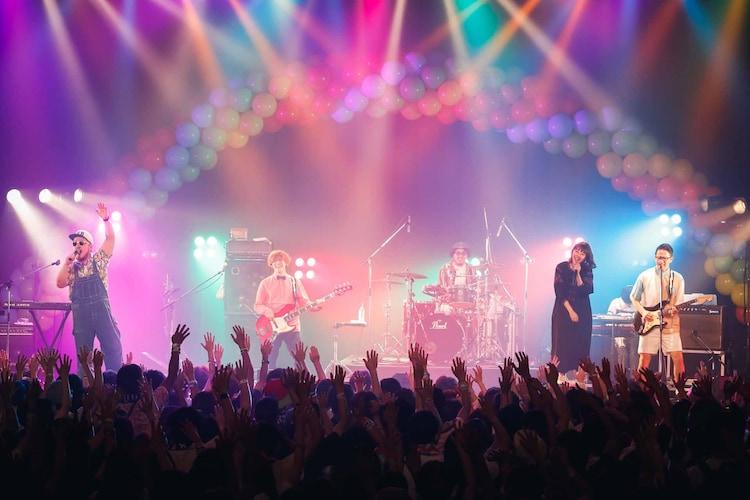 フレンズ(Photo by Tetsuya Yamakawa)
