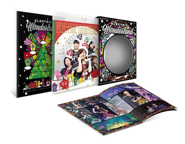 ももいろクローバーZ「ももいろクリスマス 2017 ~完全無欠のElectric Wonderland~」初回限定盤Blu-ray展開図