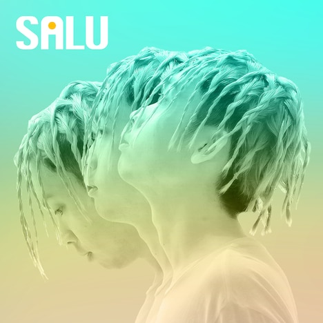SALU「Good Vibes Only feat. JP THE WAVY, EXILE SHOKICHI」ジャケット