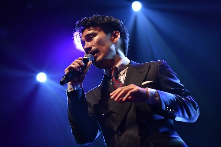 「清 竜人ツアー 2018夏」東京・WWW X公演2日目の様子。
