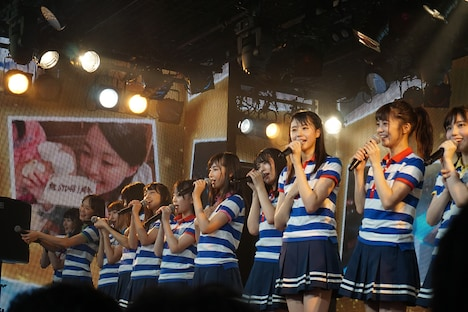 STU48 出張公演の様子。(c)STU