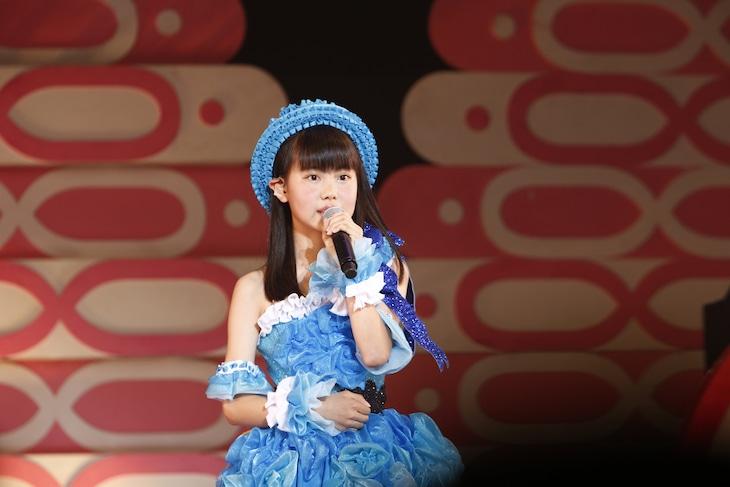 御供茉白(AKB48チーム8新山形県代表)(c)AKS