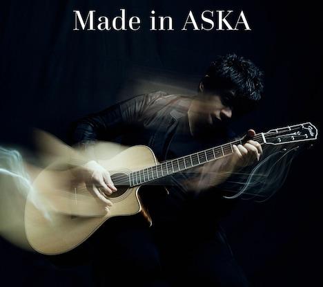 ASKA「Made in ASKA」ジャケット
