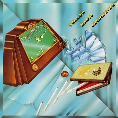 Yellow Magic Orchestra「イエロー・マジック・オーケストラ」ジャケット