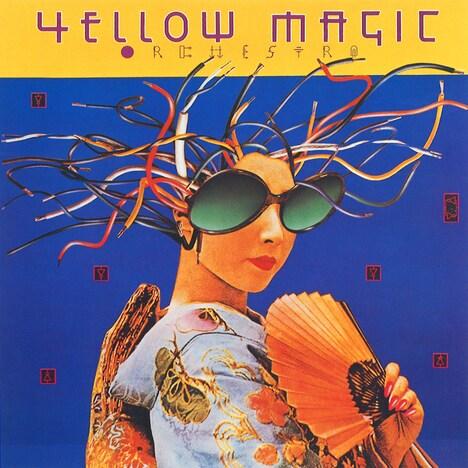 Yellow Magic Orchestra「イエロー・マジック・オーケストラ<US版>」ジャケット