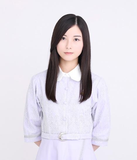 キタキツネ役を演じる鈴木絢音(乃木坂46)。