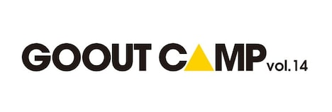「GO OUT MUSIC CAMP 2018」ロゴ