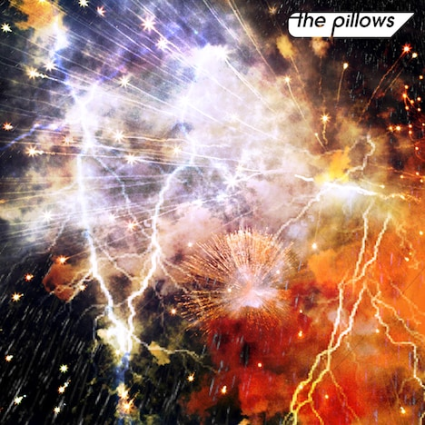 the pillows「REBROADCAST」ジャケット