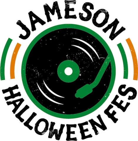 「JAMESON HALLOWEEN FES」ロゴ