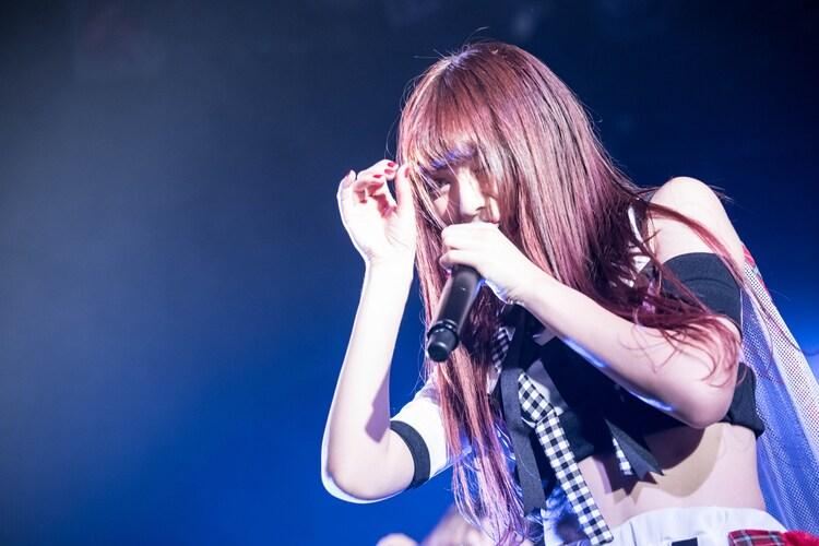 藍染カレン(ZOC)(Photo by Masayo)