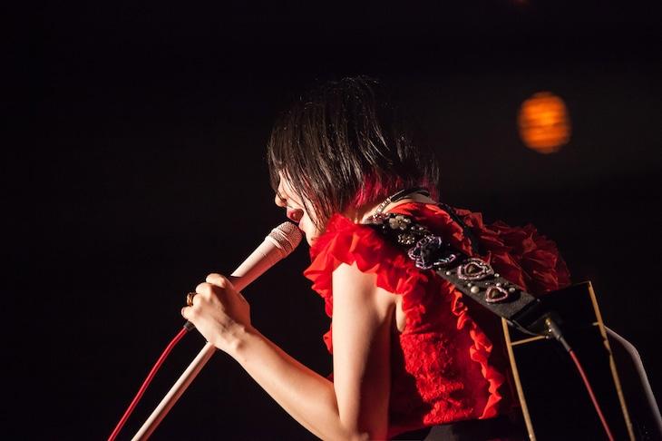 大森靖子(Photo by Masayo)