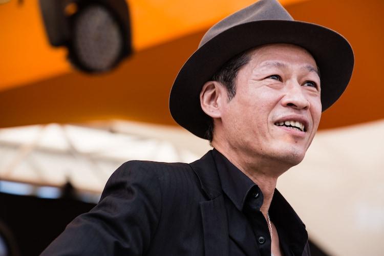 武藤昭平(撮影:三浦麻旅子)