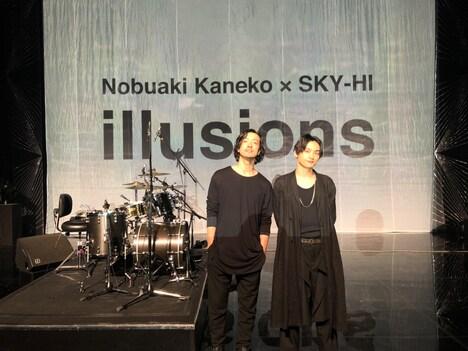 金子ノブアキ feat. SKY-HI