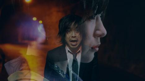 「獣ゆく細道」ミュージックビデオのワンシーン。