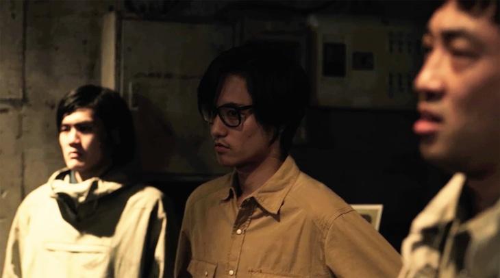 曽我部恵一「なんだっけ?」ミュージックビデオのワンシーン。