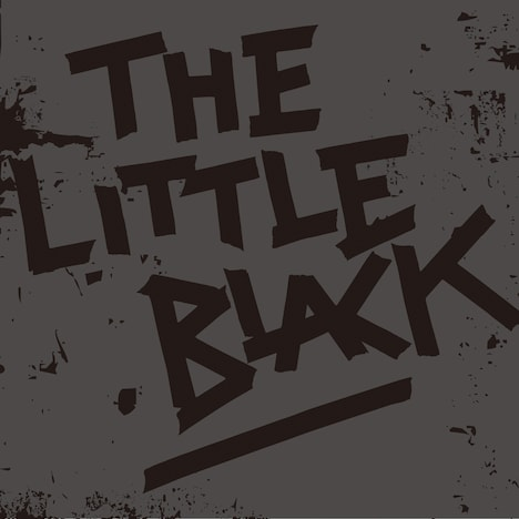 THE LITTLE BLACK「THE LITTLE BLACK」ジャケット