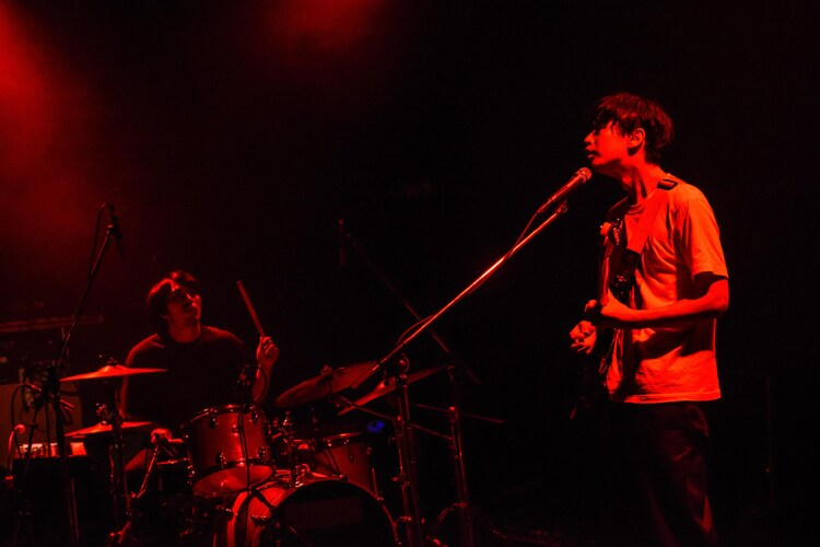 Klan Aileen(Photo by Daisuke Miyashita)