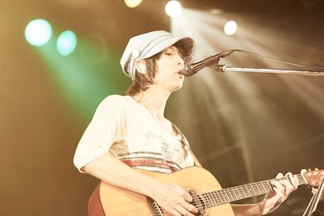 クボケンジ(メレンゲ)(撮影:中野敬久)