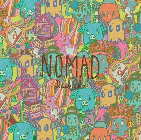 ダイスケ「NOMAD」通常盤ジャケット