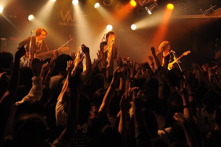 「黒猫チェルシー TOUR 2018 黒猫の恩返し」最終公演の様子。(撮影:ohagi)