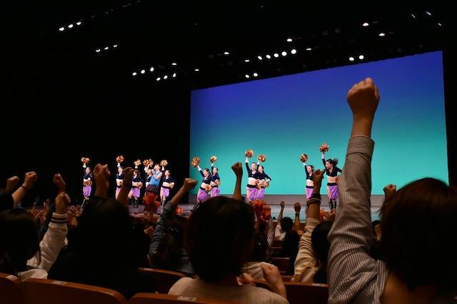 It's Cheer Dance Show!にて 「Team JCDA」