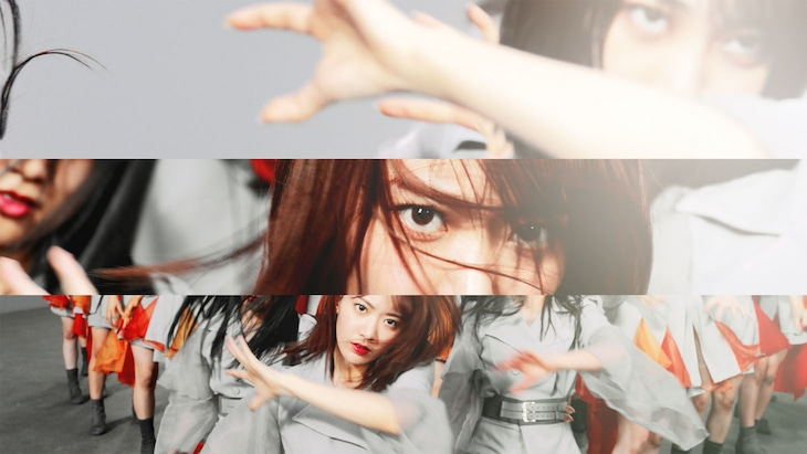 AKB48「NO WAY MAN」ミュージックビデオのワンシーン。(c)AKS/キングレコード