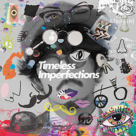 THE CHARM PARK「Timeless Imperfections」ジャケット