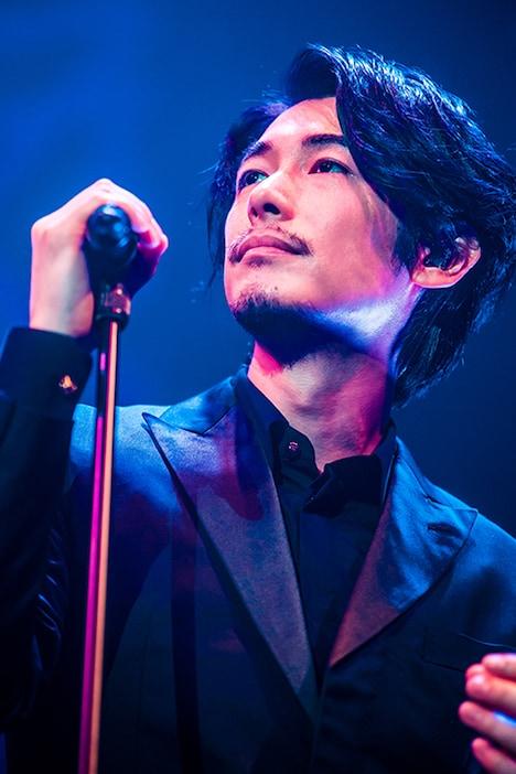 DEAN FUJIOKA(Photo by Shin Ishihara)
