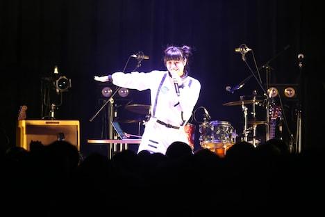 眉村ちあき(写真提供:SHIBUYA MUSIC WEEK実行委員会)