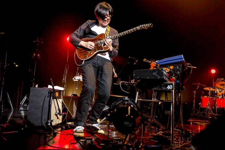 冨田ラボ(Photo by HAJIME KAMIIISAKA)