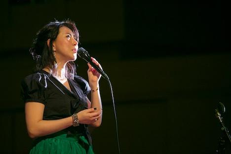 畠山美由紀(撮影:杉田真)