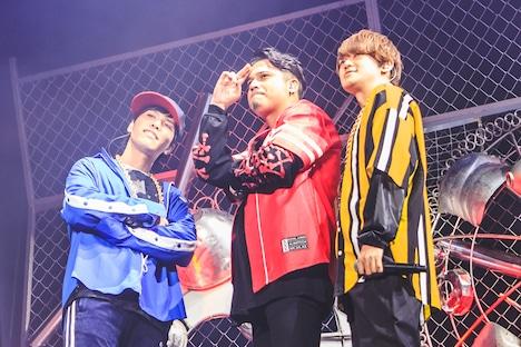 Buster Bros!!!(撮影:粂井健太)