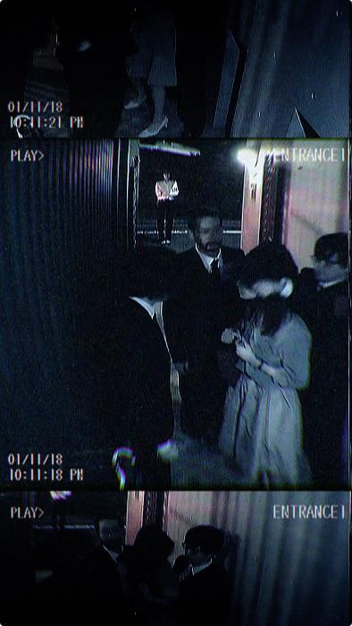 amazarashi「リビングデッド(検閲解除済み)」ミュージックビデオのキャプチャ。