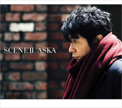 ASKA「SCENE II -Remix ver.-」ジャケット