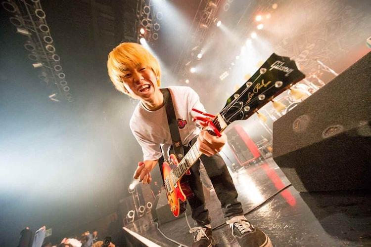 """佳大(G / Maki)(Photo by Akira""""TERU""""Sugihara)"""
