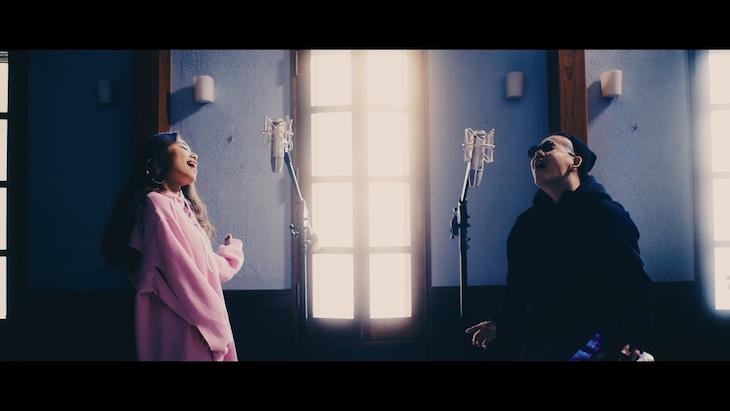 「Forever feat. 清水翔太」MVのワンシーン。