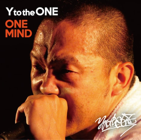 Y to the ONE「ONE MIND」ジャケット