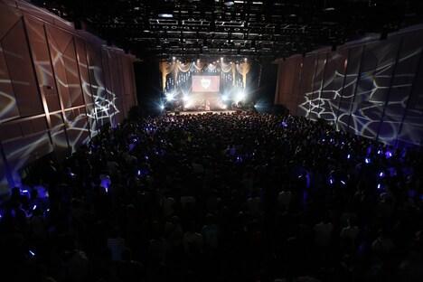 「ハピこし!ライブ2018 ~30 years, 30 songs~」の様子。(撮影:森久)