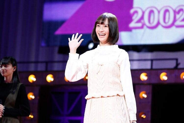 掛橋沙耶香(写真提供:ソニー・ミュージックレコーズ)