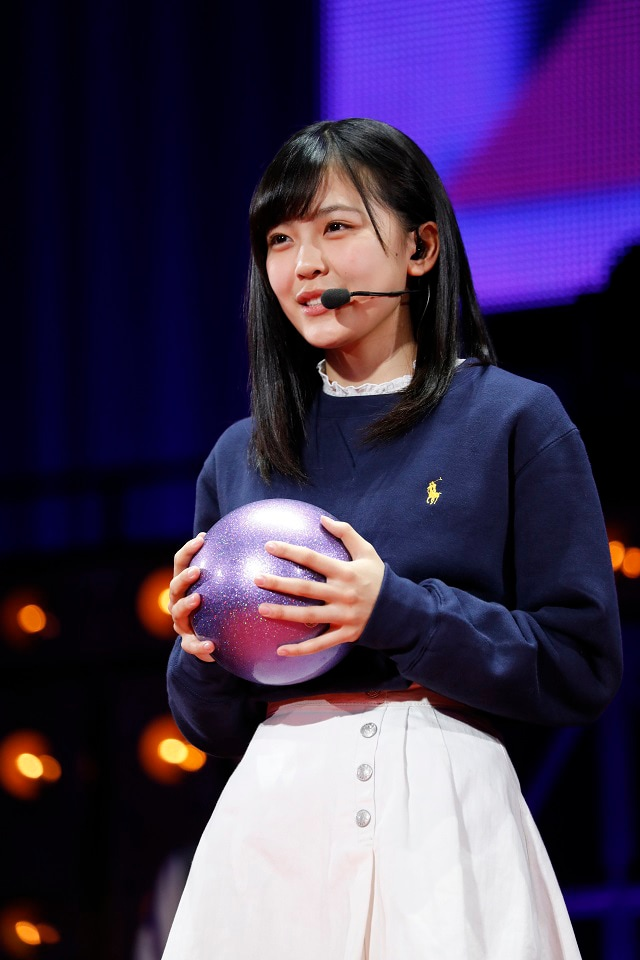 柴田柚菜(写真提供:ソニー・ミュージックレコーズ)