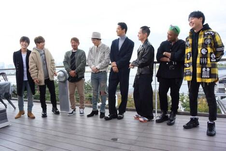 「ニンゲン観察バラエティ モニタリング&三代目J Soul クリスマス」より。 (c)TBS