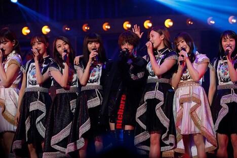 「乃木坂46 若月佑美 卒業セレモニー」の様子。(写真提供:ソニー・ミュージックレコーズ)