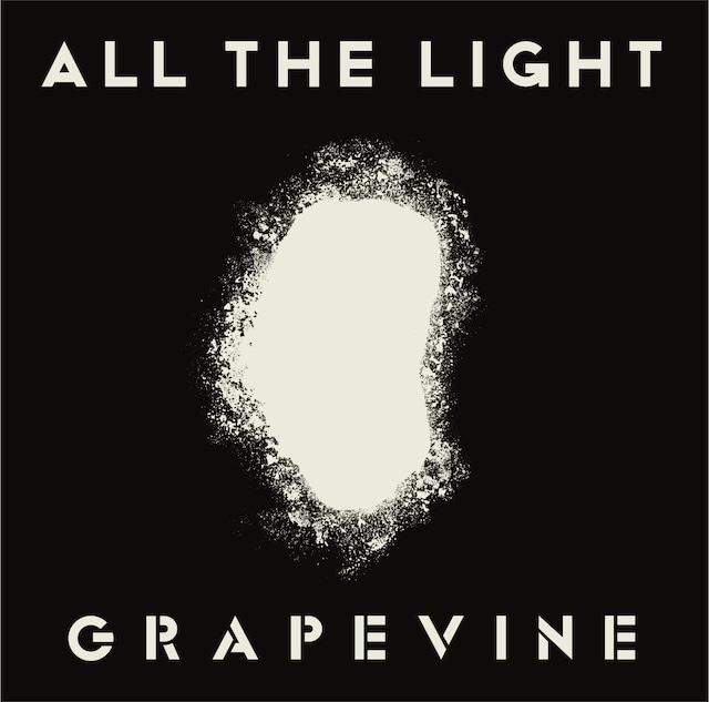 GRAPEVINE「ALL THE LIGHT」通常盤ジャケット