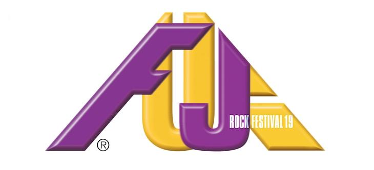 「FUJI ROCK FESTIVAL '19」ロゴ