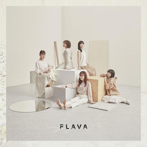 Little Glee Monster「FLAVA」初回限定盤Aジャケット